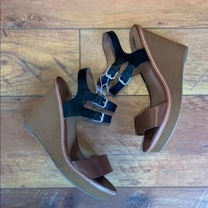 NWOT Mossimo Wedges